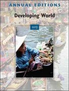 Annual Editions: Developing World 11/12 21st Edition 9780078050725 0078050723