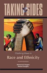 Taking Sides: Clashing Views in Race and Ethnicity 8th Edition 9780078050046 0078050049