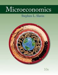 Microeconomics 10th Edition 9780077317188 0077317181