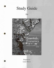 Study Guide to accompany Essentials of Economics 8th edition 9780077317089 0077317084
