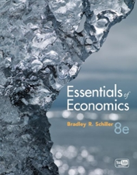 Essentials of Economics 8th edition 9780073511399 0073511390