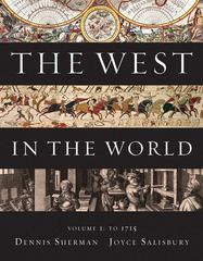 The West in the World 4th Edition 9780077367596 0077367596