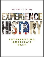 Experience History 7th Edition 9780077368319 0077368312
