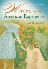 Women and the American Experience 5th Edition 9780073385570 0073385573