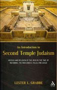 An Introduction to Second Temple Judaism 1st Edition 9780567552488 0567552489