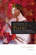 Soundings in the Theology of Psalms 1st Edition 9780800697396 0800697391