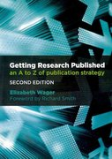 Getting Research Published 2nd edition 9781846194085 1846194083
