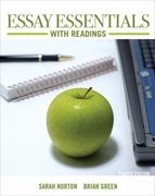 Essay Essentials with Readings 5th edition 9780176501877 0176501878