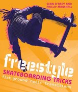 Freestyle Skateboarding Tricks 0 9781554076666 1554076668