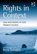 Rights in Context 1st Edition 9781317062950 1317062957