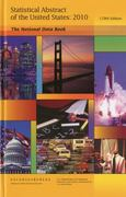 Statistical Abstract of the United States 2010 (Paperback) 129th edition 9780160838859 0160838851