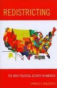 Redistricting 1st Edition 9781442203549 1442203544