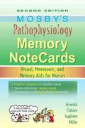 Mosby's Pathophysiology Memory NoteCards 2nd Edition 9780323067478 0323067476