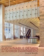 Sustainable Design for Interior Environments, Second Edition 2nd Edition 9781609010812 1609010817