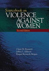 Sourcebook on Violence Against Women 2nd Edition 9781412971669 1412971667