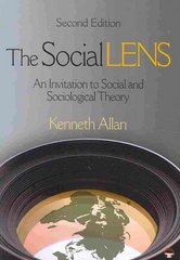 The Social Lens 2nd edition 9781412978347 1412978343