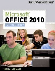 Microsoft Office 2010 1st edition 9781439078389 1439078386