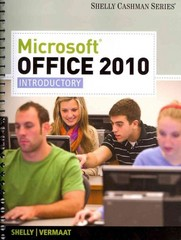 Microsoft Office 2010 1st edition 9781439078402 1439078408