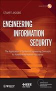 Engineering Information Security 1st edition 9780470565124 0470565128