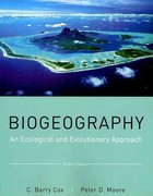 Biogeography 8th Edition 9780470637944 0470637943