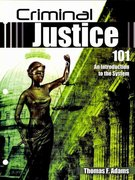 Criminal Justice 101 1st edition 9780757571312 075757131X
