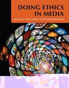 Doing Ethics in Media 1st Edition 9780415881548 0415881544