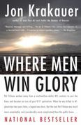 Where Men Win Glory 1st Edition 9780307386045 030738604X