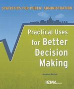 Statistics for Public Administration 2nd edition 9780873261920 0873261925