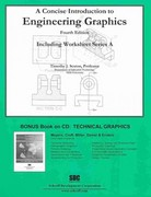 A Concise Introduction to Engineering Graphics (4th Edition) 3rd Edition 9781585035847 158503584X