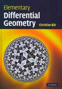 Elementary Differential Geometry 1st edition 9780521721493 0521721490
