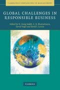 Global Challenges in Responsible Business 0 9780521735889 0521735882