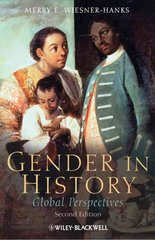 Gender in History 2nd Edition 9781405189958 1405189959