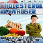 Cholesterol Revitaliser 0 9780956436306 0956436307