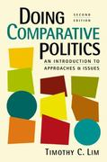 Doing Comparative Politics 2nd Edition 9781588267443 158826744X