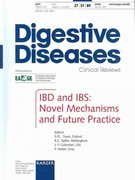 IBD and IBS - Novel Mechanisms and Future Practice 1st edition 9783805593854 3805593856