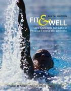 Connect Plus Fitness and Wellness Access Card for Fit & Well 9th edition 9780077349639 0077349636