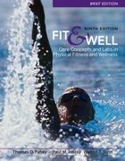 Connect Fitness and Wellness Access Card for Fit & Well, Brief  Edition 9th edition 9780077349790 0077349792