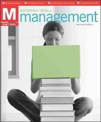 M: Mgmt with Premium Content Card + Student Prep Cards 2nd edition 9780077404321 0077404327