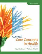 Core Concepts in Health, Brief with Connect Plus Personal Health Access Card 11th edition 9780077407322 0077407326