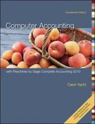 Computer Accounting with Peachtree by Sage Complete Accounting 2010 14th edition 9780077408749 0077408748