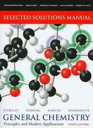 Selected Solutions Manual -- General Chemistry 10th edition 9780135042922 0135042925