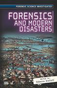 Forensics and Modern Disasters 1st edition 9780761441441 0761441441