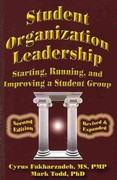 Student Organization Leadership 2nd edition 9780741457370 0741457377