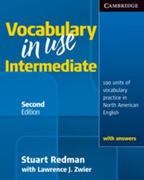 Vocabulary in Use Intermediate Student's Book with Answers 2nd Edition 9780521123754 0521123755
