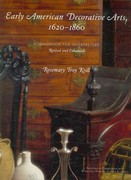 Early American Decorative Arts, 1620-1860 1st Edition 9780759119468 0759119465