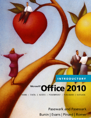 Microsoft Office 2010: Introductory 1st edition 9780538475396 0538475390