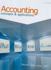 Accounting 11th edition 9780538478182 0538478187