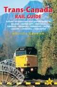 Trans-Canada Rail Guide 5th edition 9781905864331 1905864337