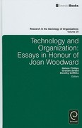 Technology and Organization 1st edition 9781849509848 1849509840