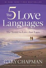 The 5 Love Languages 1st Edition 9780802473158 0802473156